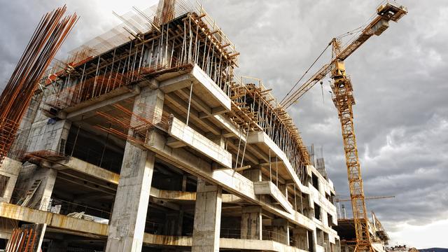 bâtiment en construction - assurance responsabilité civile décennale