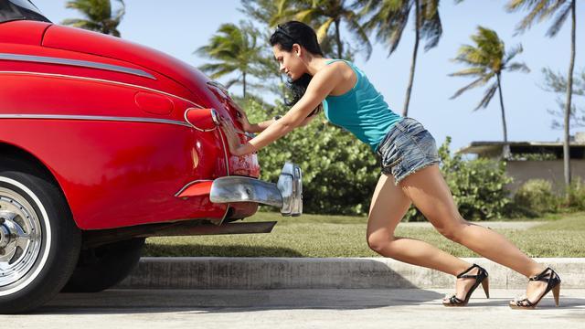 Panne de voiture, garantie assistance auto